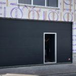 Porte Rolflex à empilement sur elle même sur Lille
